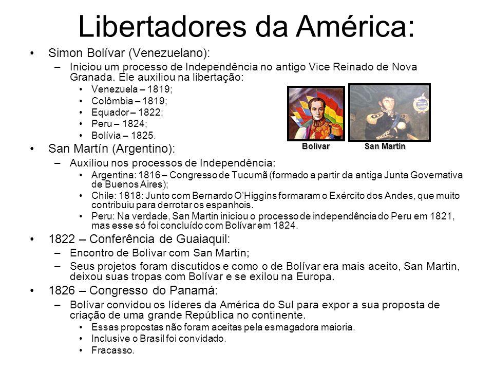 Libertadores da América: