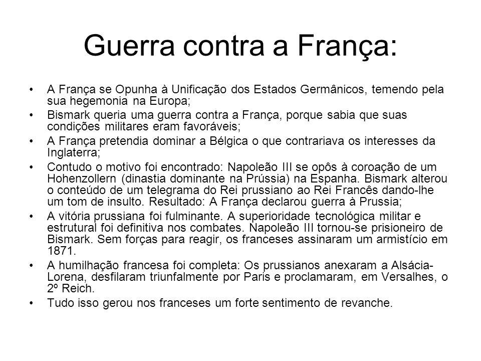 Guerra contra a França: