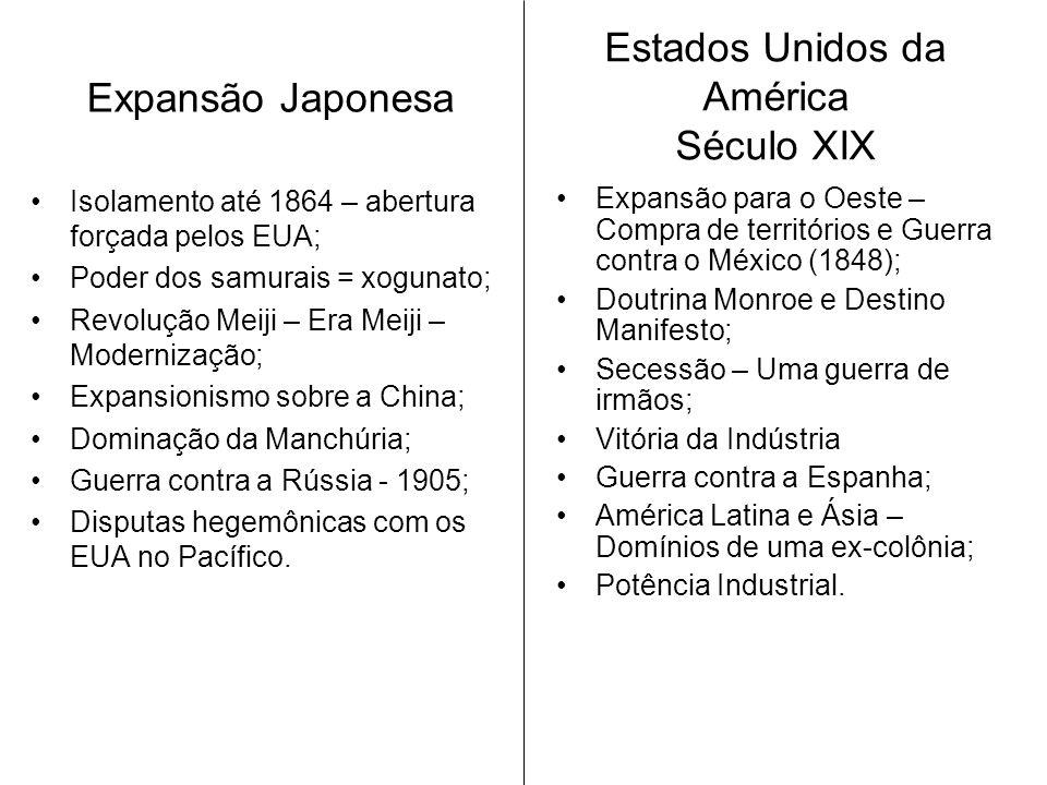 Estados Unidos da América Século XIX