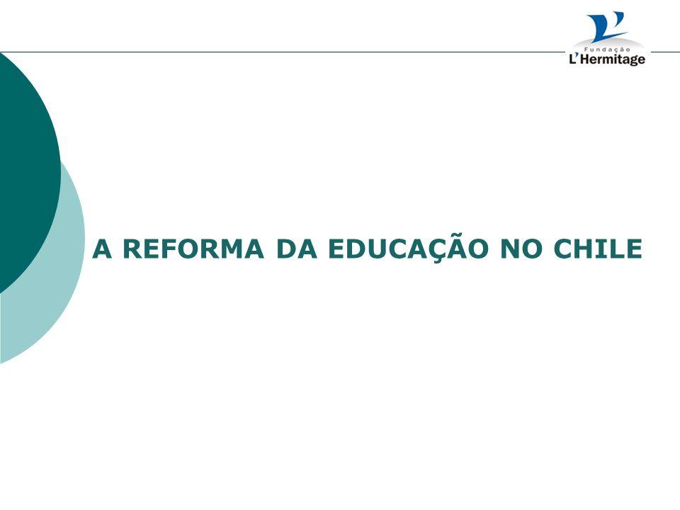 A REFORMA DA EDUCAÇÃO NO CHILE