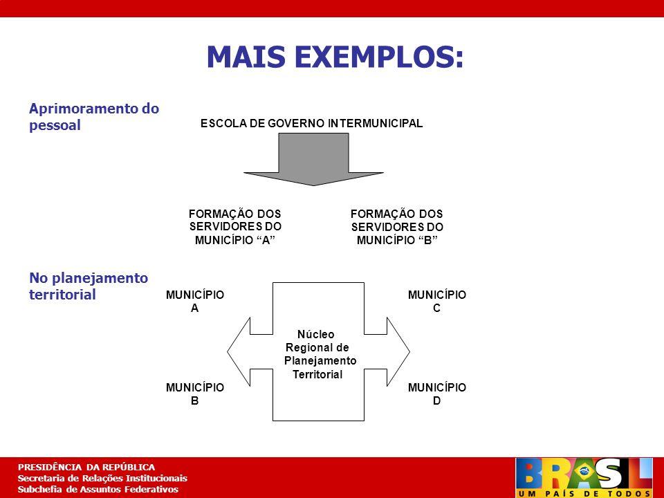 ESCOLA DE GOVERNO INTERMUNICIPAL