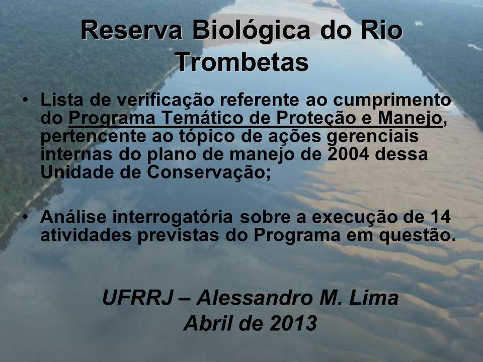 Reserva Biológica do Rio Trombetas