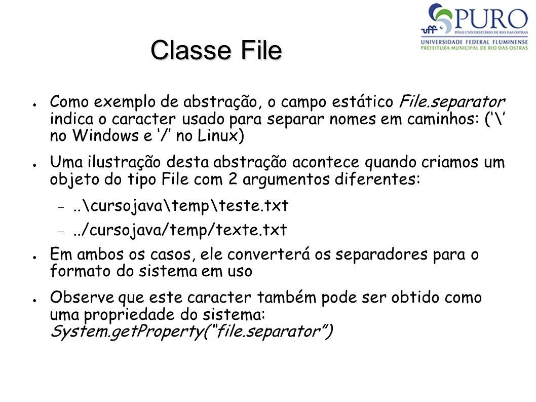 Classe File