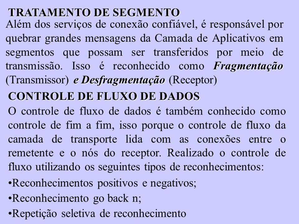TRATAMENTO DE SEGMENTO