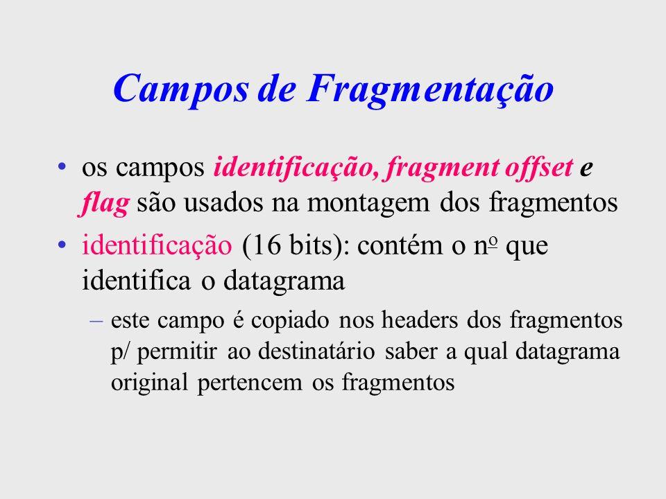 Campos de Fragmentação