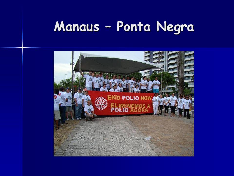 Manaus – Ponta Negra