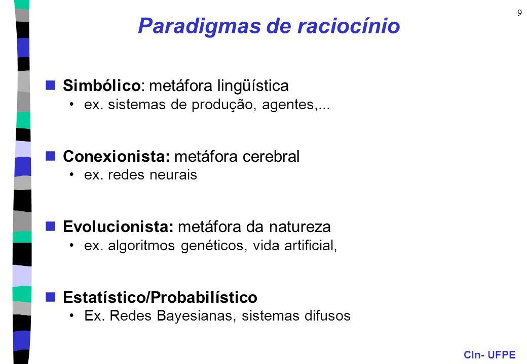 Paradigmas de raciocínio