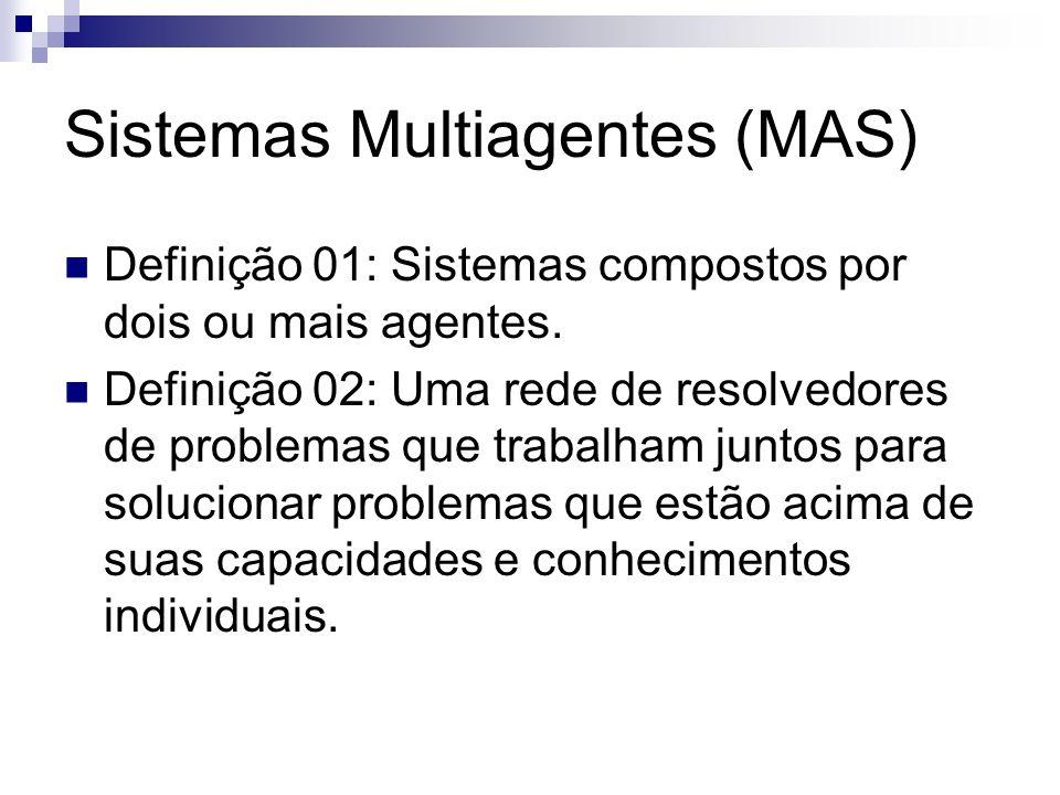 Sistemas Multiagentes (MAS)