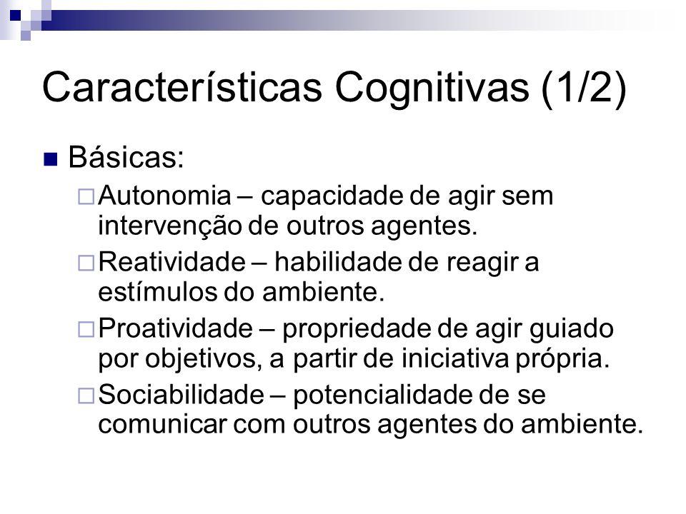 Características Cognitivas (1/2)