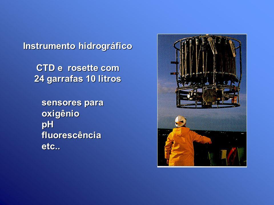 Instrumento hidrográfico
