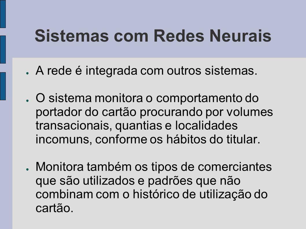 Sistemas com Redes Neurais