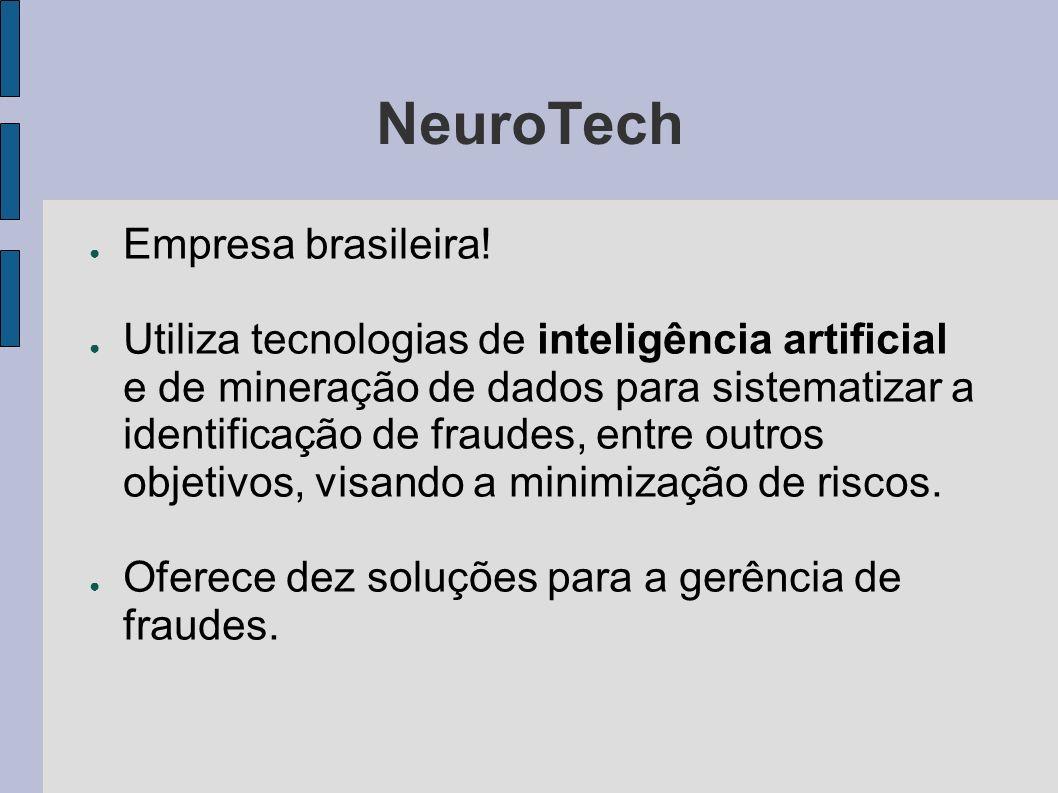 NeuroTech Empresa brasileira!