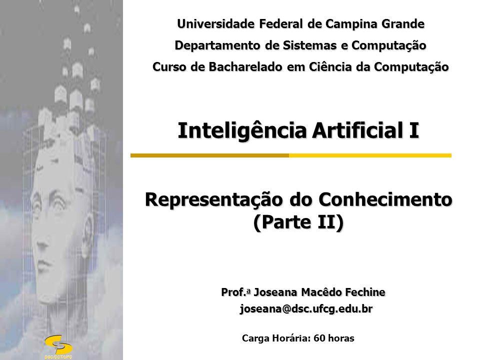 Inteligência Artificial I