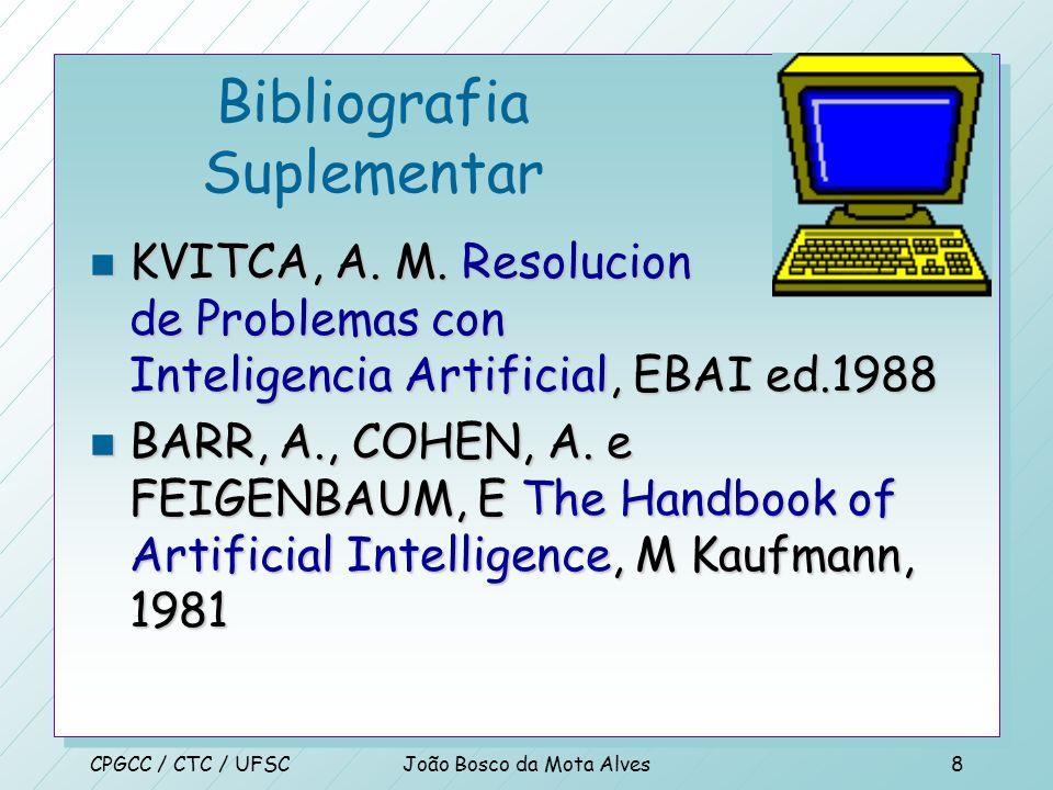 Bibliografia Suplementar