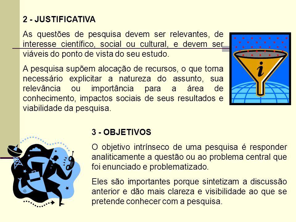 2 - JUSTIFICATIVA
