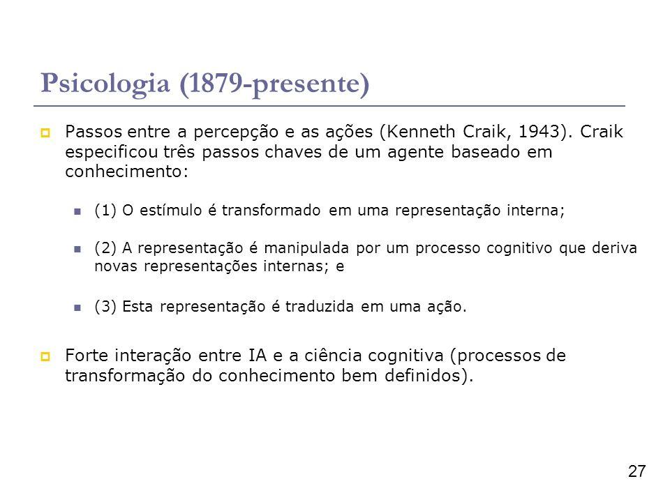 Psicologia (1879-presente)