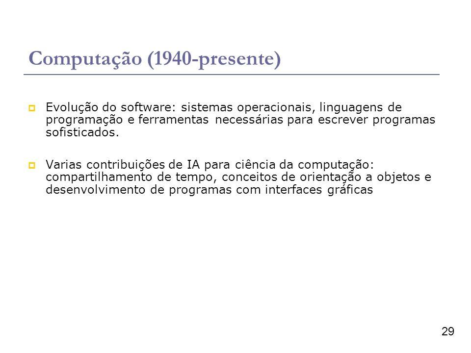 Computação (1940-presente)