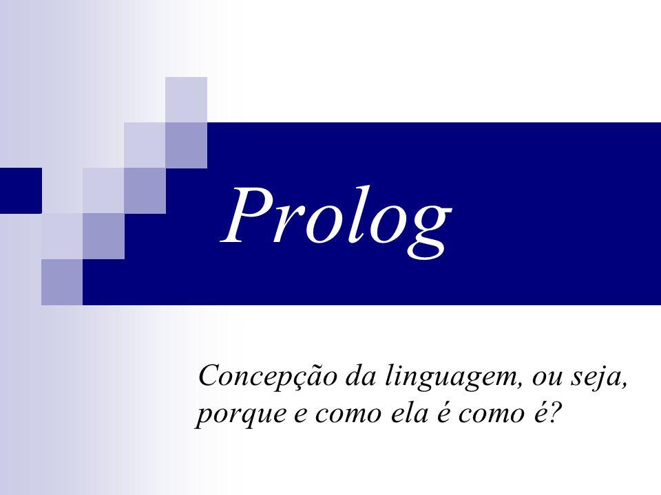 Concepção da linguagem, ou seja, porque e como ela é como é