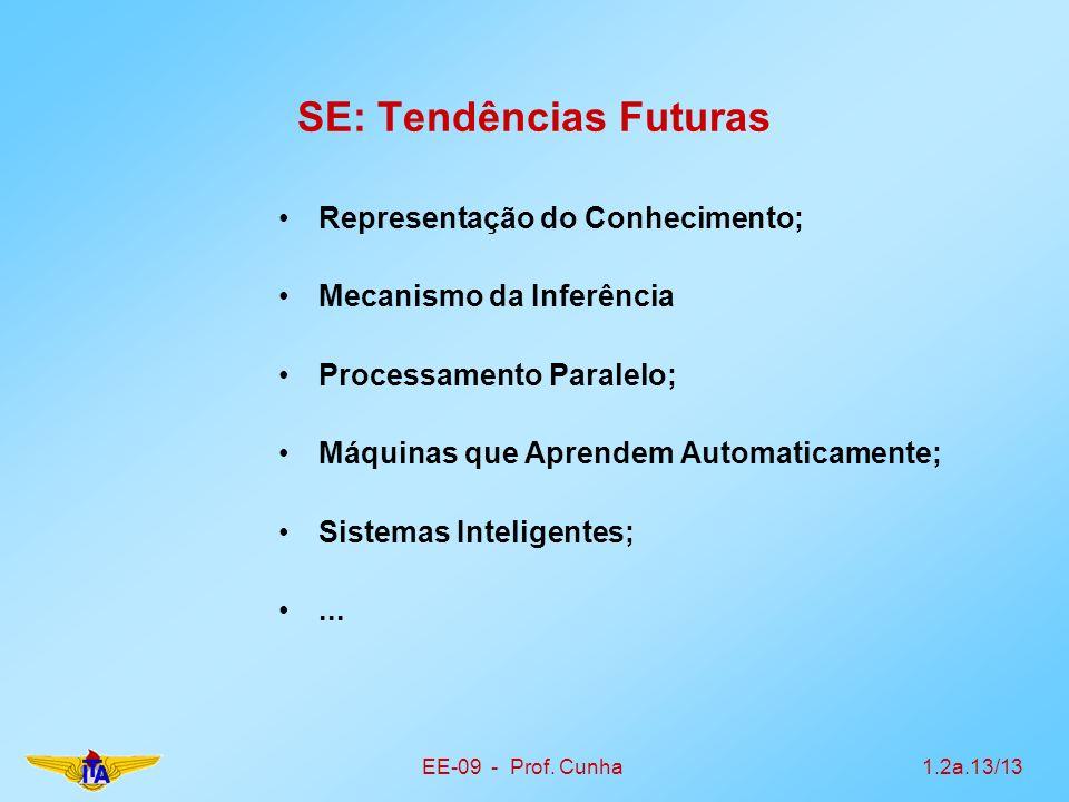 SE: Tendências Futuras