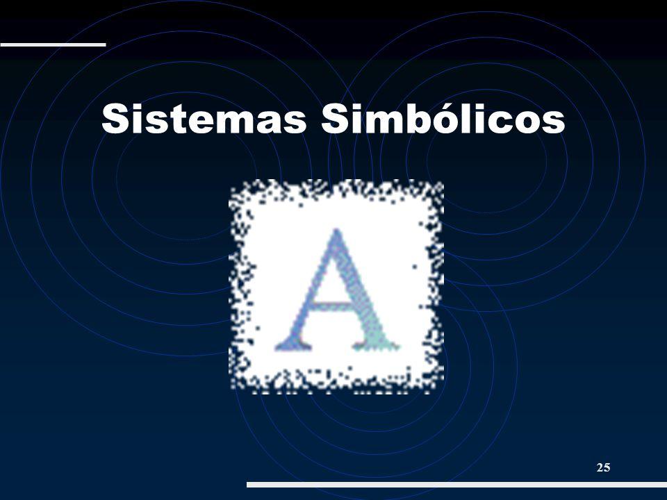 Sistemas Simbólicos