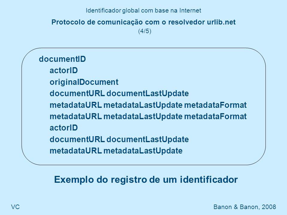 Protocolo de comunicação com o resolvedor urlib.net (4/5)