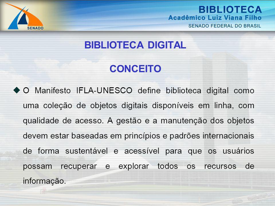 BIBLIOTECA DIGITAL CONCEITO