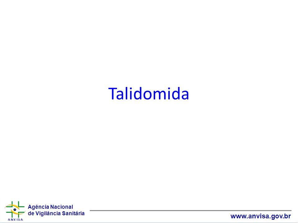 Talidomida