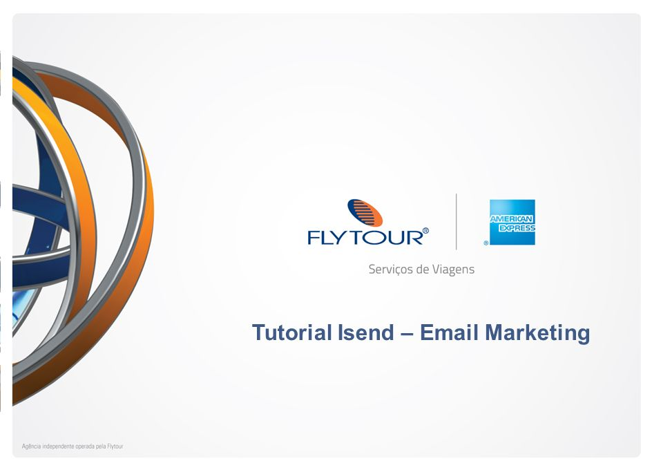 Tutorial Isend – Email Marketing
