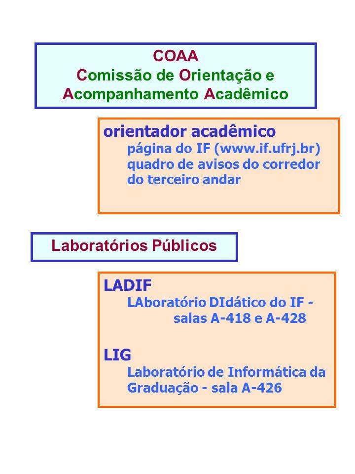 Comissão de Orientação e Acompanhamento Acadêmico