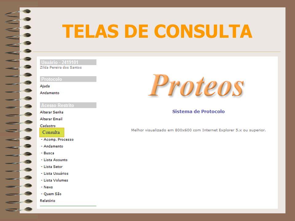 TELAS DE CONSULTA Consulta
