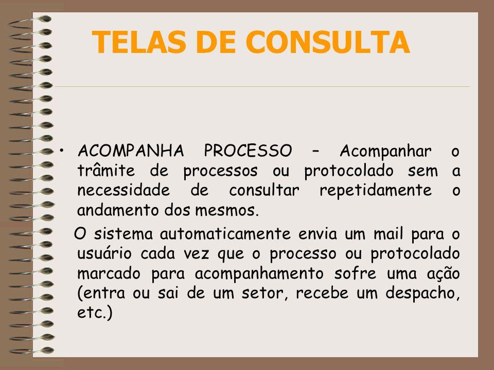 TELAS DE CONSULTA