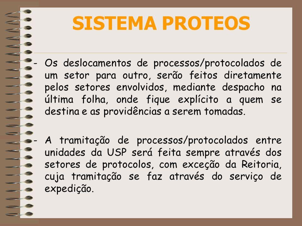SISTEMA PROTEOS