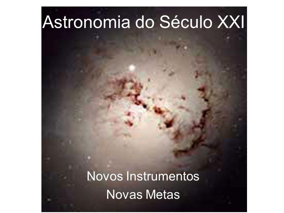A Astronomia do Século XXI