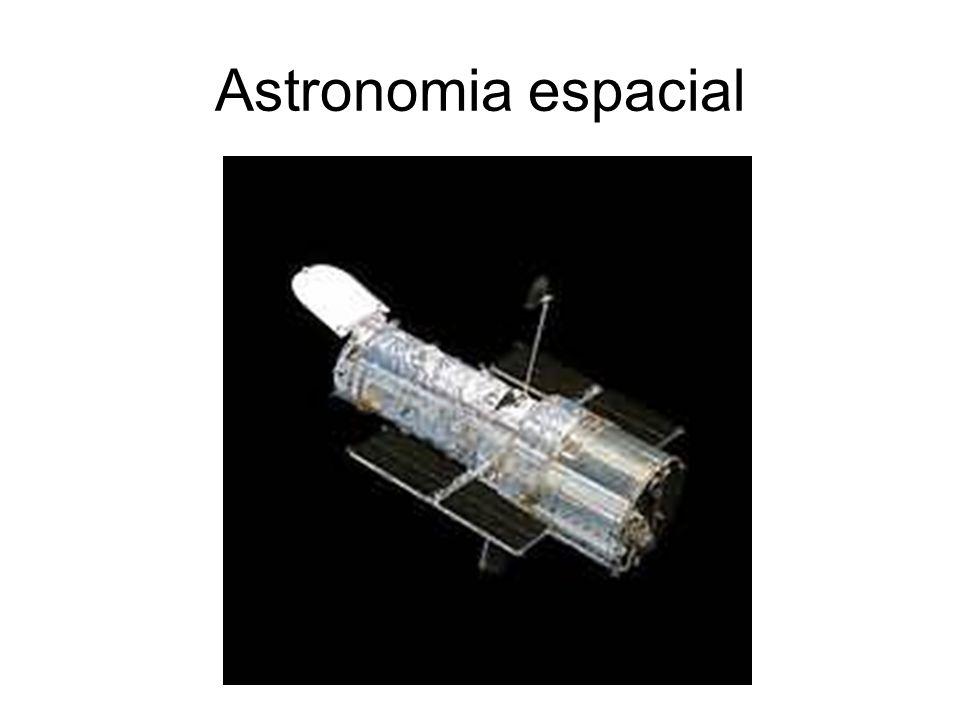 Astronomia espacial