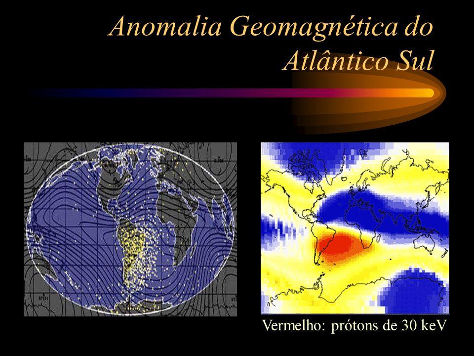 Anomalia Geomagnética do Atlântico Sul