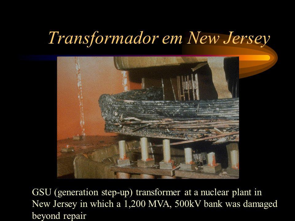 Transformador em New Jersey