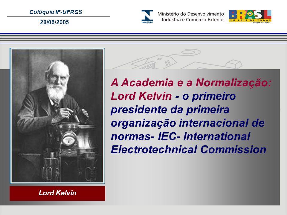 A Academia e a Normalização: