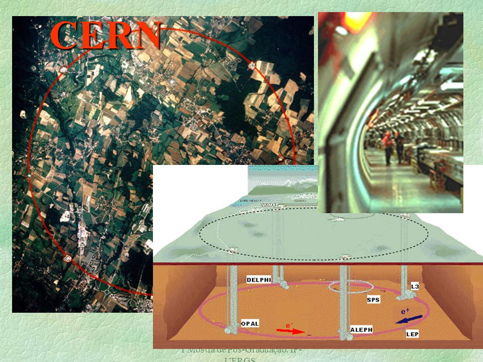 Magno V. T Machado, GFPAE/2002. I Mostra de Pós-Graduação, IF-UFRGS.