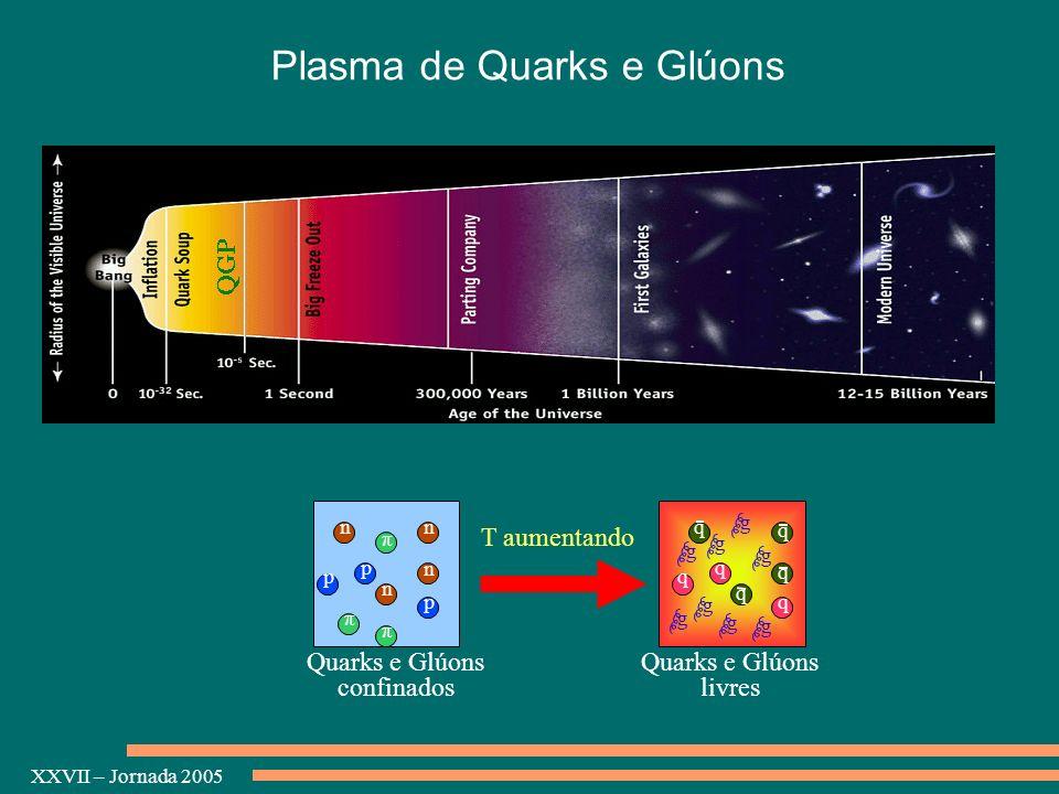 Plasma de Quarks e Glúons