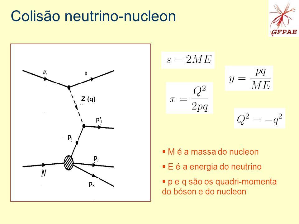 Colisão neutrino-nucleon