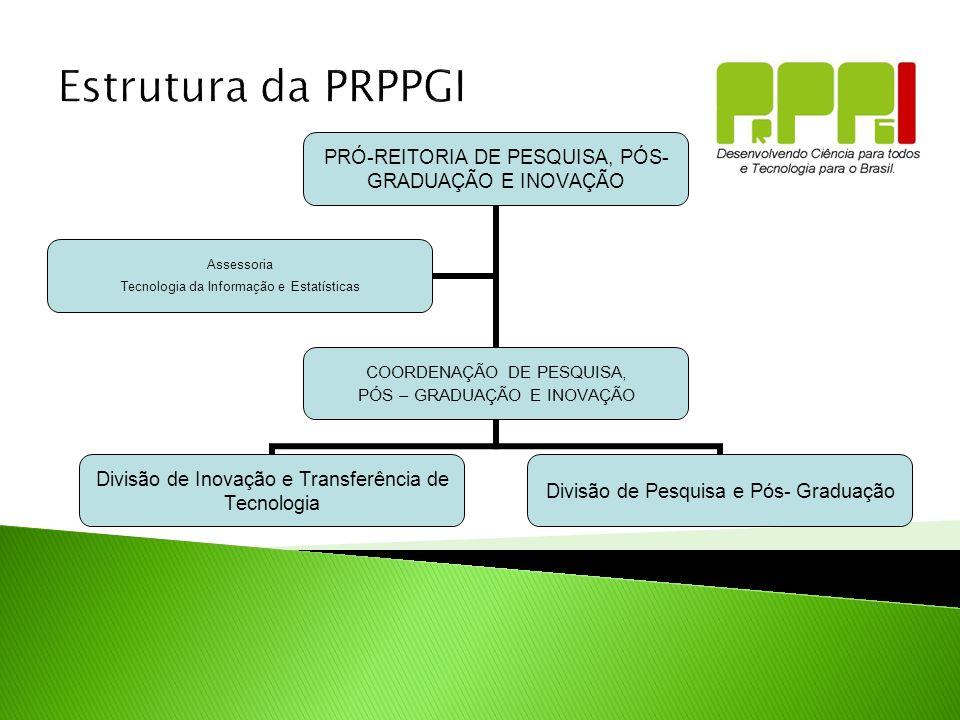 Estrutura da PRPPGI