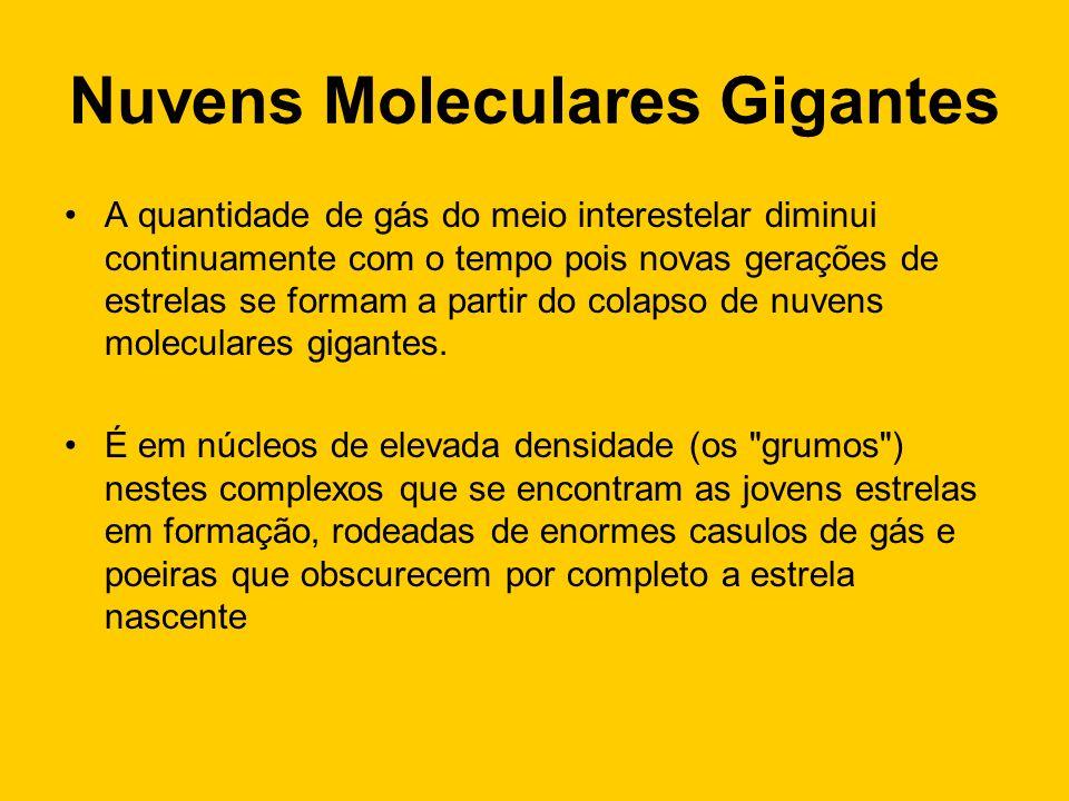 Nuvens Moleculares Gigantes