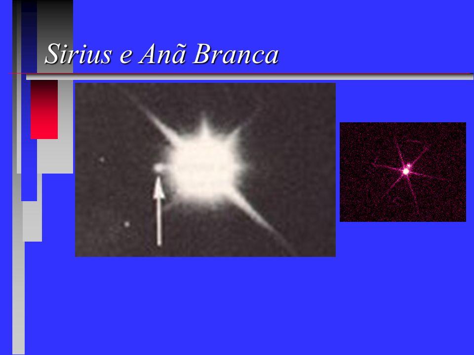Sirius e Anã Branca