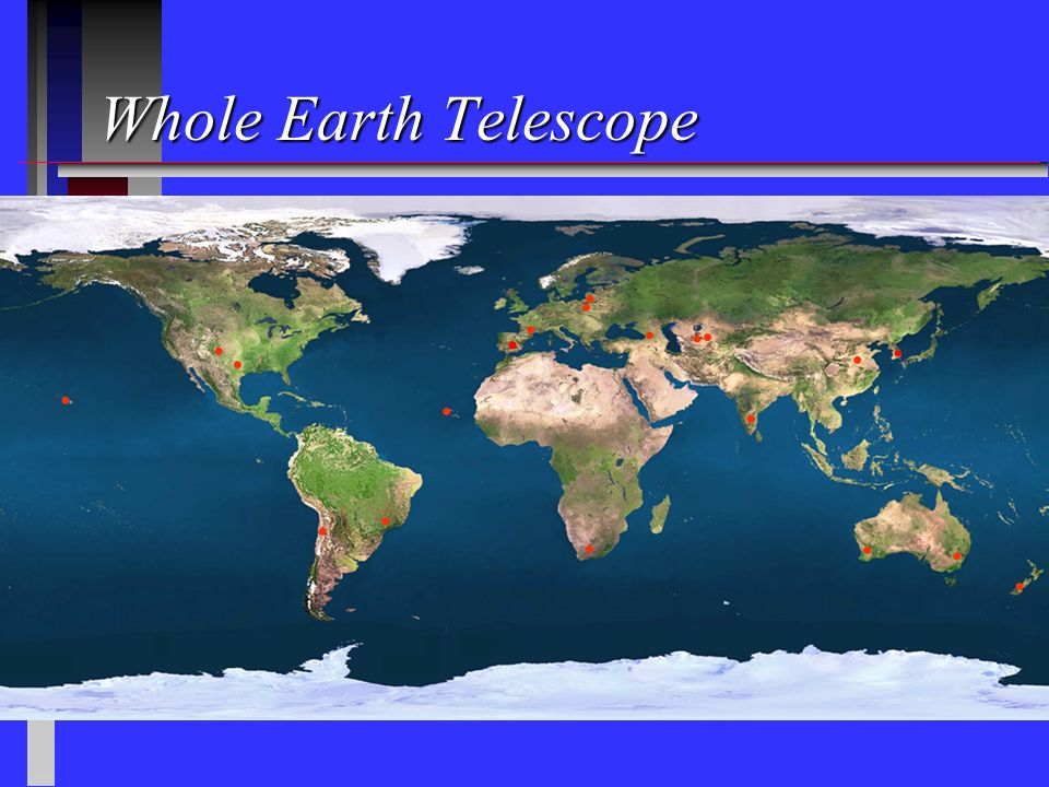 Whole Earth Telescope Beijing