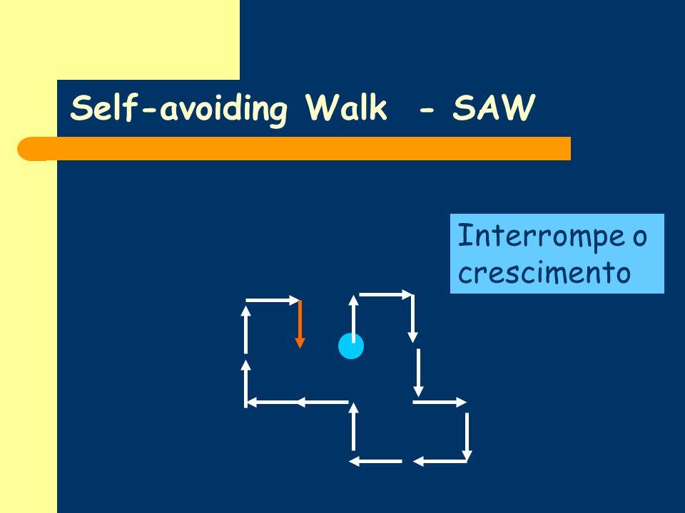 Self-avoiding Walk - SAW