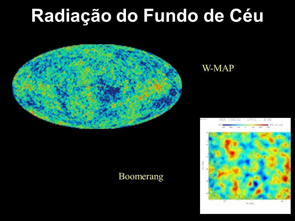 Radiação do Fundo de Céu
