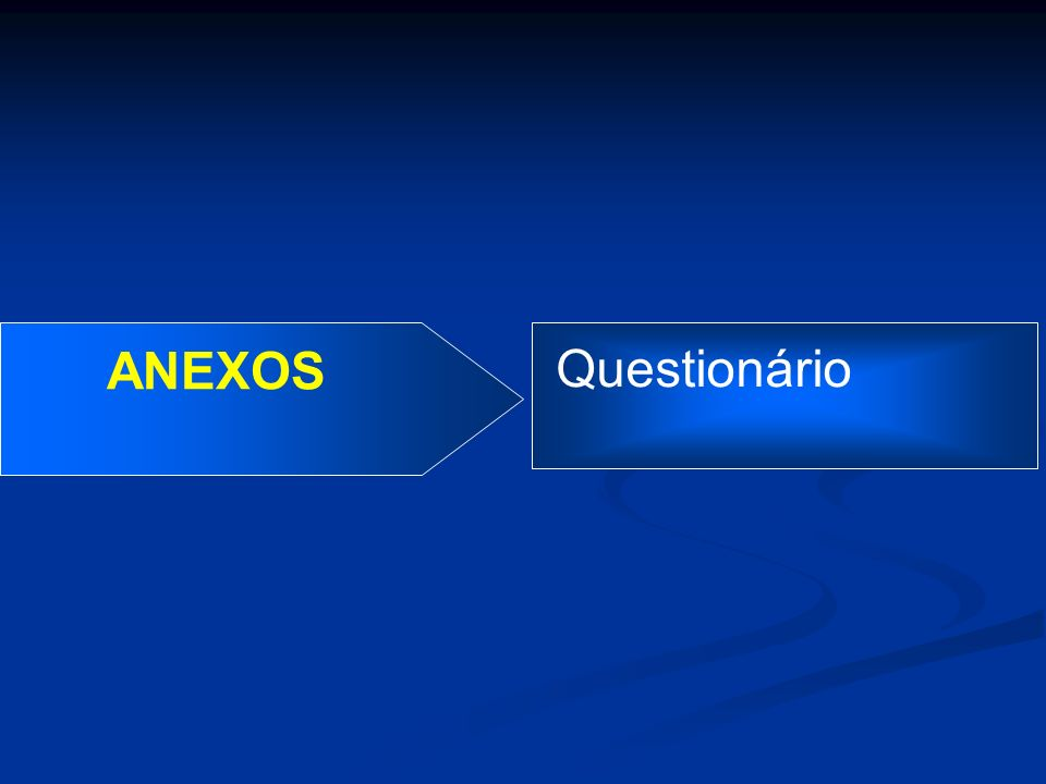 ANEXOS Questionário