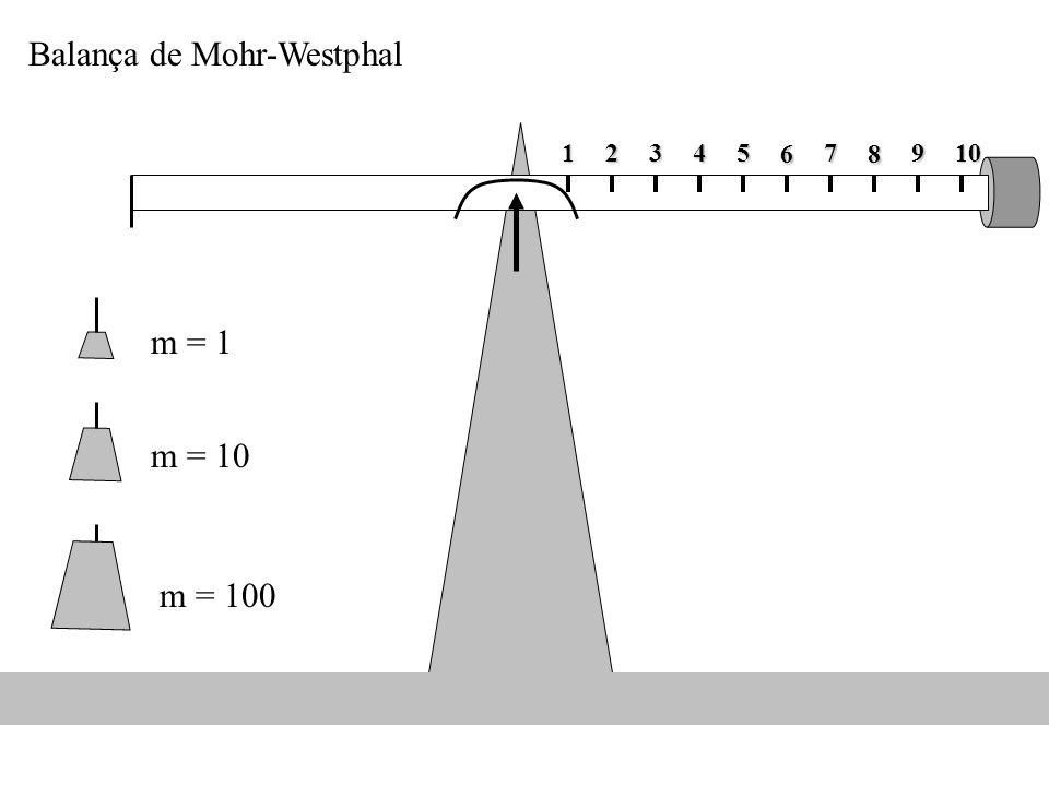 Balança de Mohr-Westphal