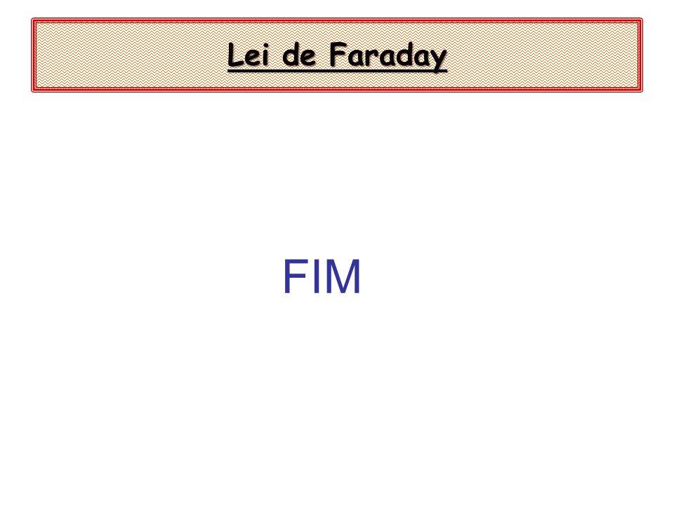 Lei de Faraday FIM