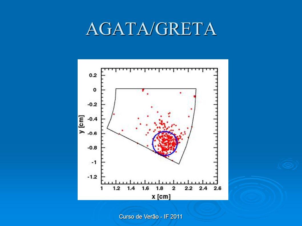 AGATA/GRETA Curso de Verão - IF 2011